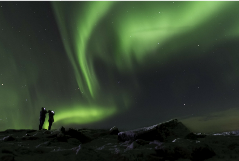 aurora boreal curiosidades