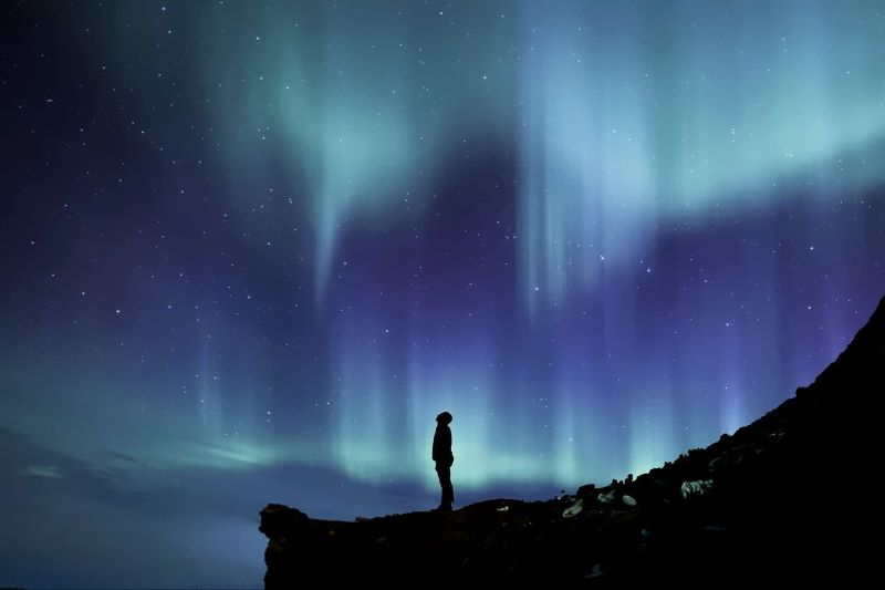aurora boreal dicas para ver
