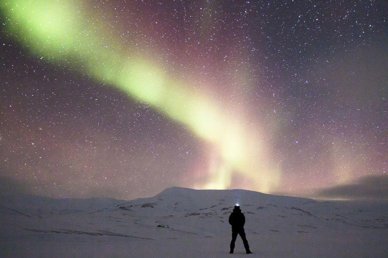 aurora boreal use equipamentos adequados