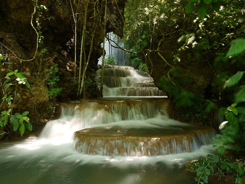 bonito visitar cachoeiras