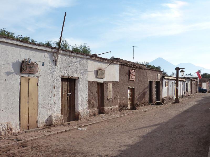 deserto atacama arquitetura
