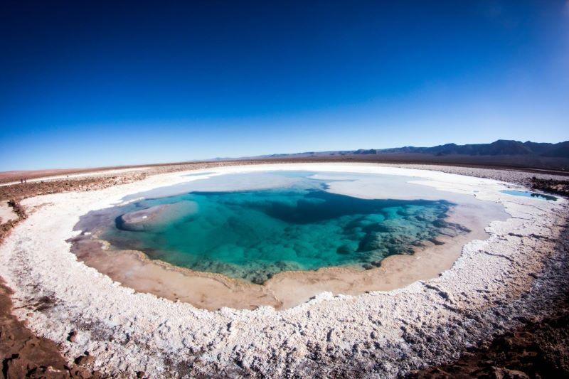 deserto atacama lagunas