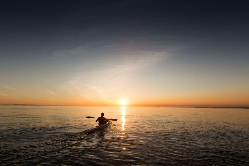 ecoturismo canoagem