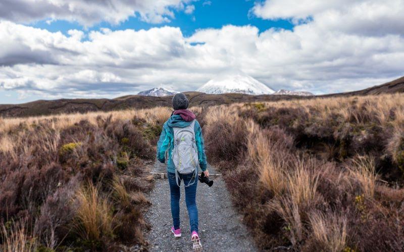 ecoturismo trekking