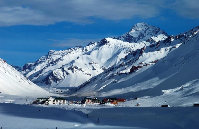 o que fazer mendoza esquiar
