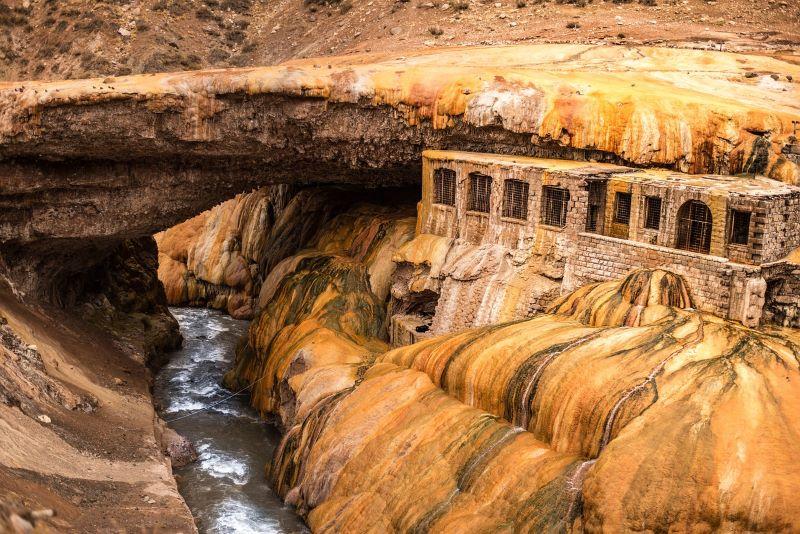 o que fazer mendoza puente del inca