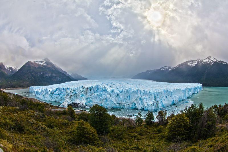 patagonia chilena ou argentina parque nacional los glaciares