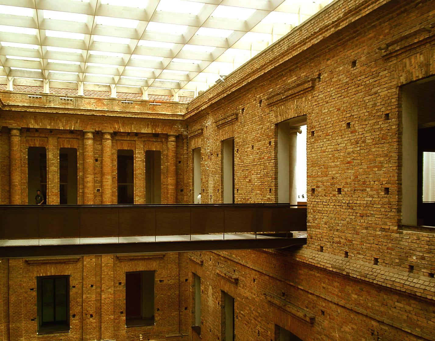 pinacoteca passeio cultural sp