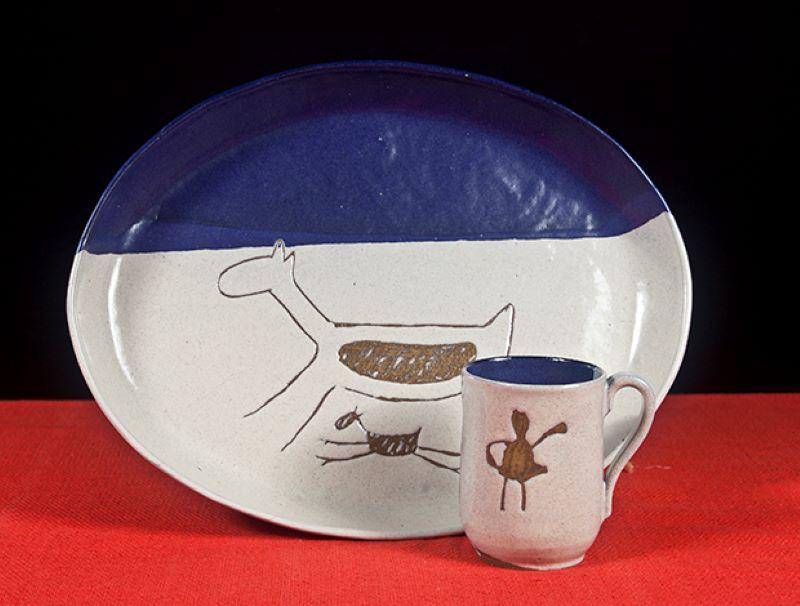 serra da capivara ceramica