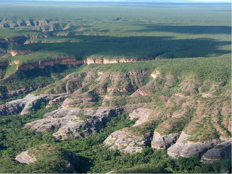 serra da capivara parque nacional belezas naturais