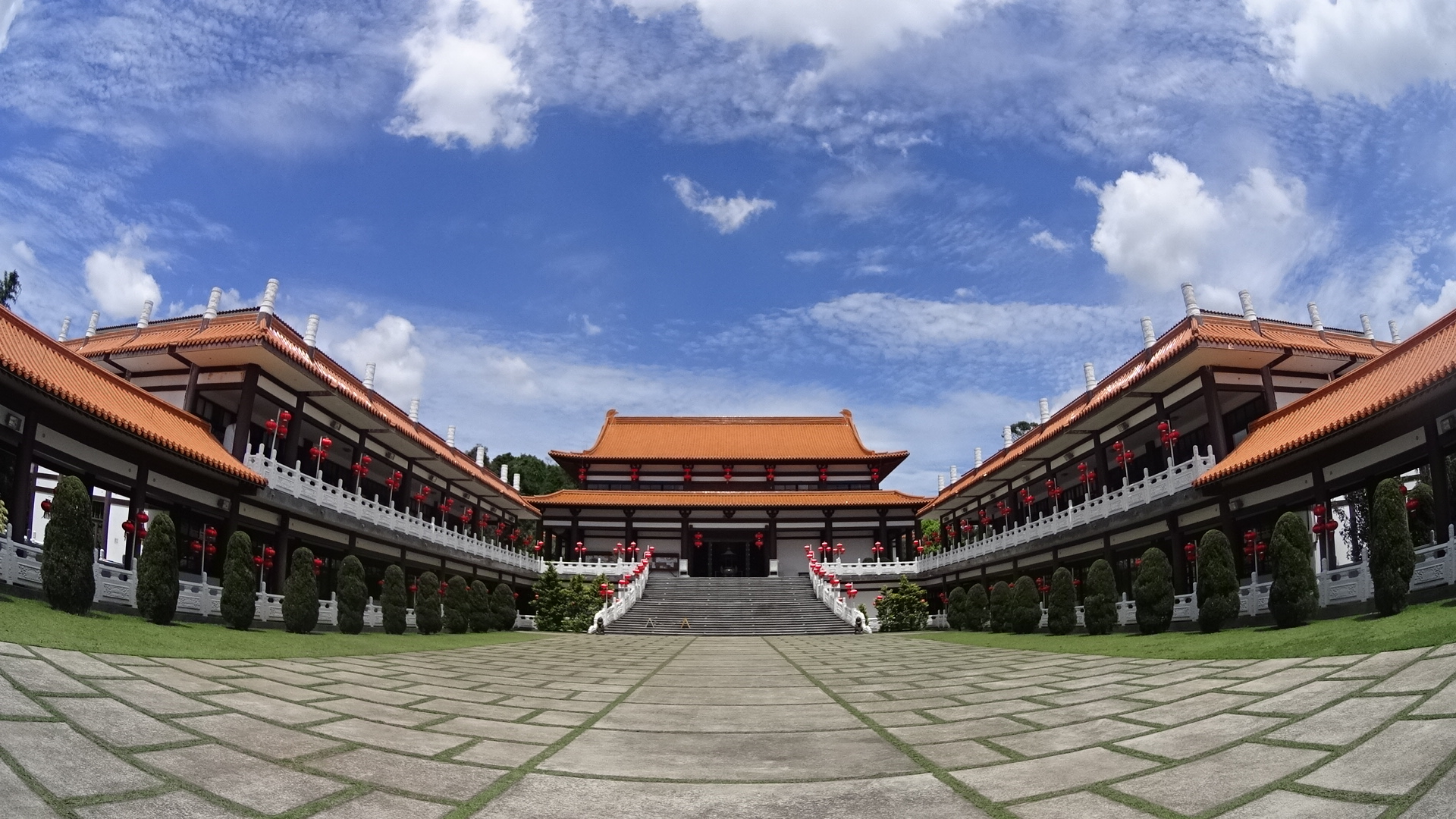 templo zu lai passeio cultural sp cotia budismo