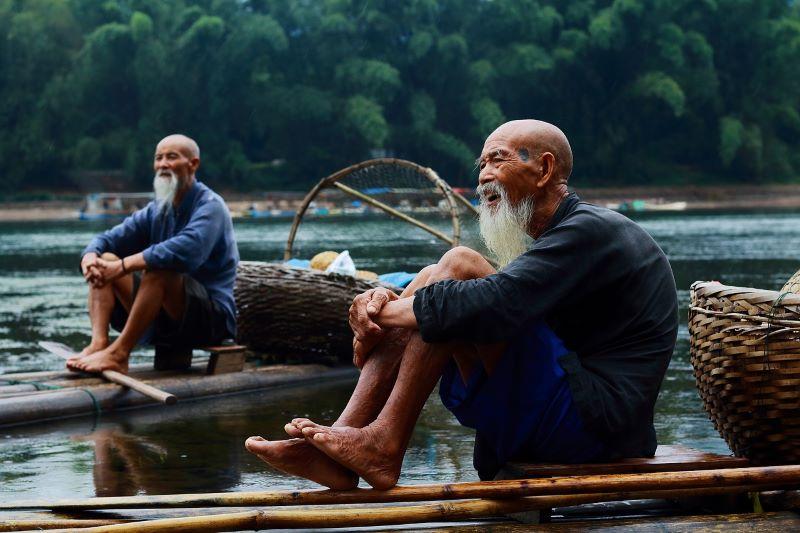 viagens espirituais china