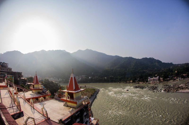 viagens espirituais india
