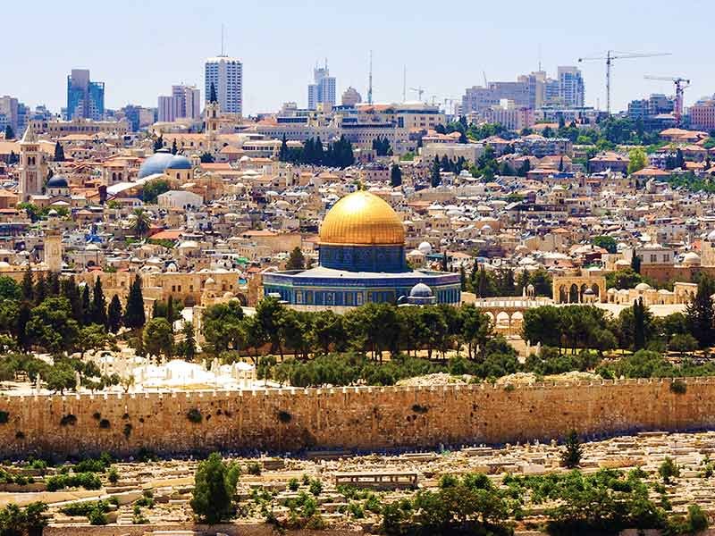 viagens espirituais israel