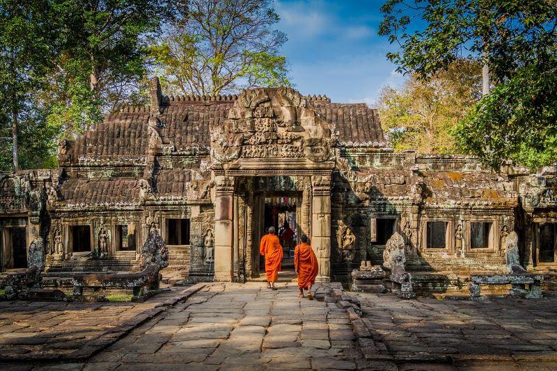 viagens espirituais visite templos